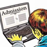 Admission through Technology
