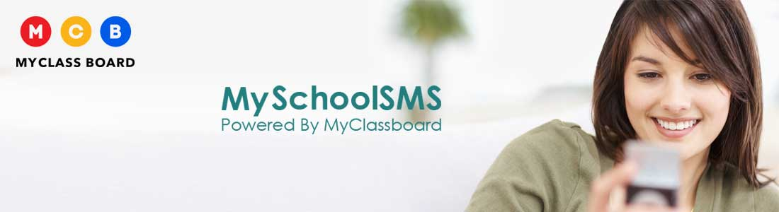 MySchoolSMS – Instant Messaging between Schools and Parents