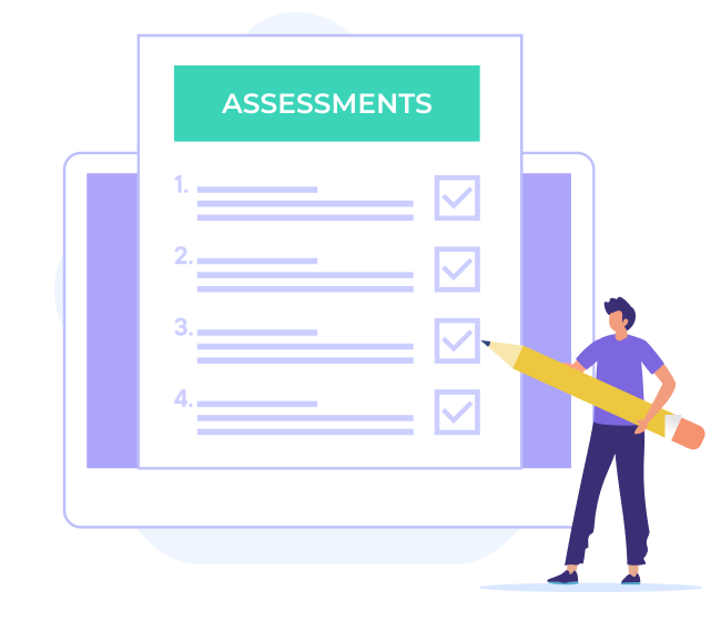 Staff assessments