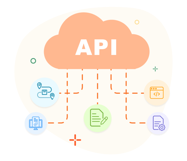 Website API integration