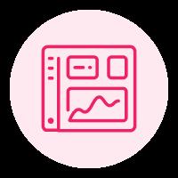 Dashboard Analytics icon